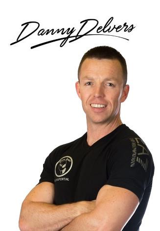 Danny Delvers Personal Trainer Kickboks Masters