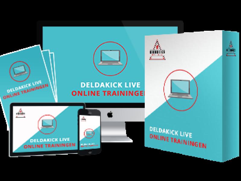 DeldaKick live online trainingen