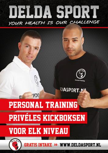 Personal training bij Delda Sport Amsterdam