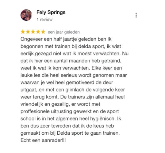 Ervaring kickboksen Amsterdam