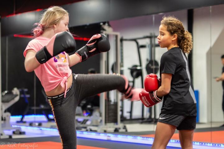 Kickboksen voor kinderen