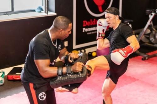 Leer kickboksen van de Kickboks Masters