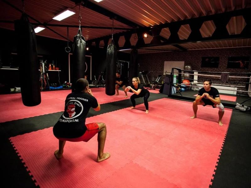 Delda Sport Personal training sportschool