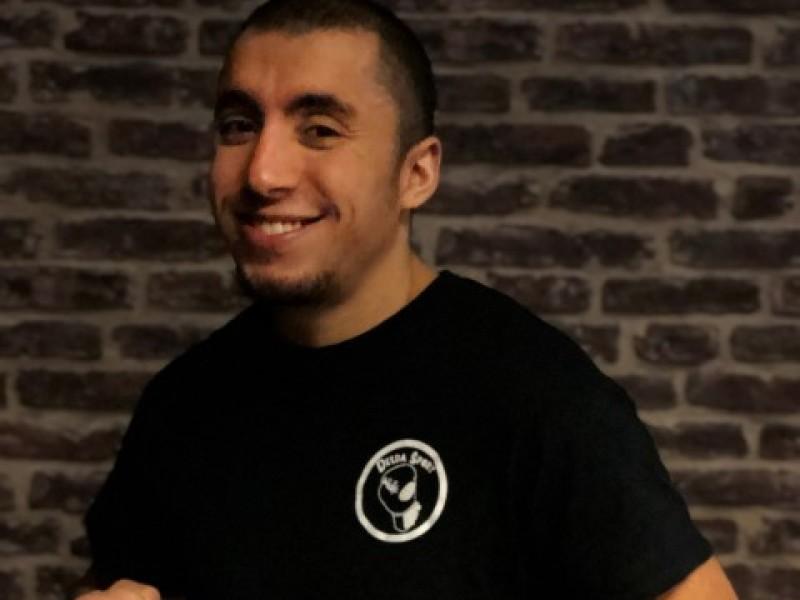 Personal trainer kickboksen Amsterdam