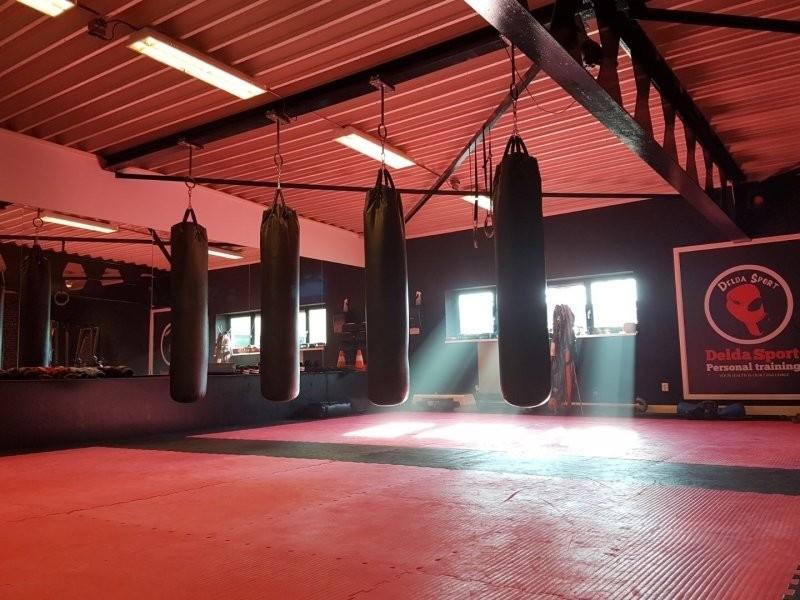 Gym personal trainer Amsterdam