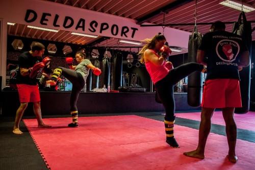 Personal trainers bij Delda Sport Amsterdam