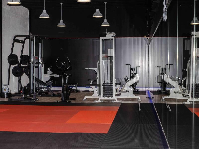 Trainingsruimte personal trainer Amsterdam