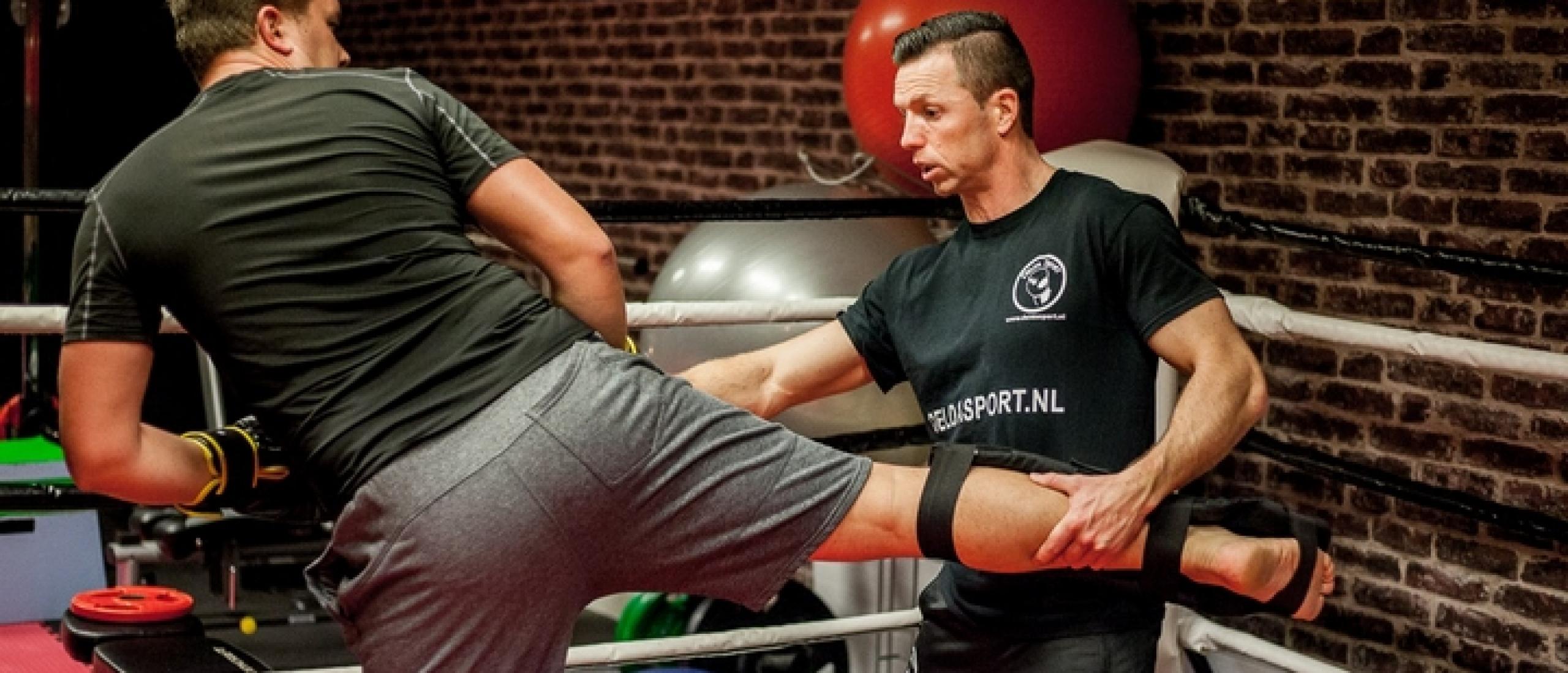 Privéles kickboksen, zo leer jij goed en snel kickboksen