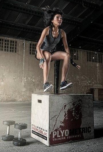 Slanke benen workout