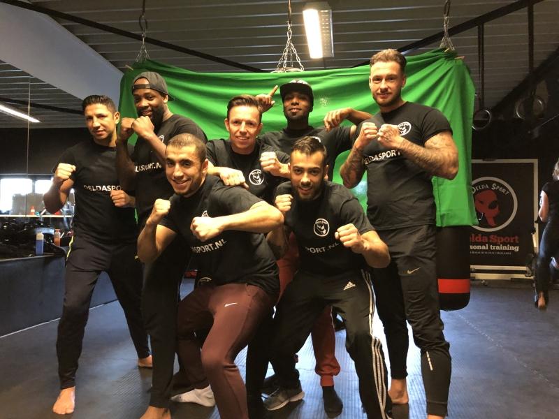 kickbokstrainers - personal trainers