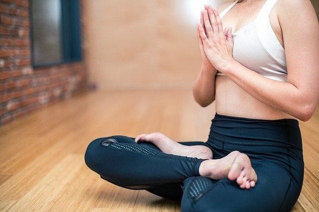 yoga sporten burn-out