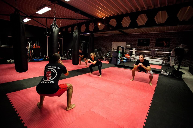 Personal Kickboks gym Amsterdam