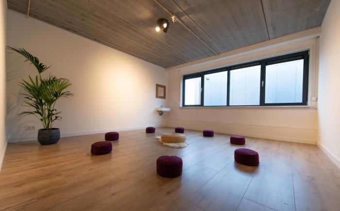 Ruimte voor workshops of te gebruiken als behandel-/spreekruimte