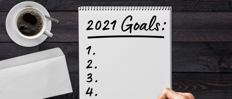 Goede voornemens? 6 tips om je doelen in 2021 te halen