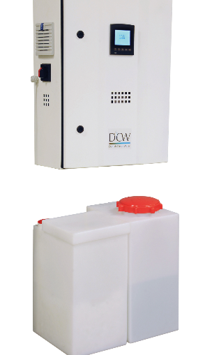 Dental WaterTest DCW systeem