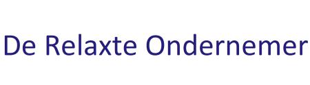 De Relaxte Ondernemer Logo