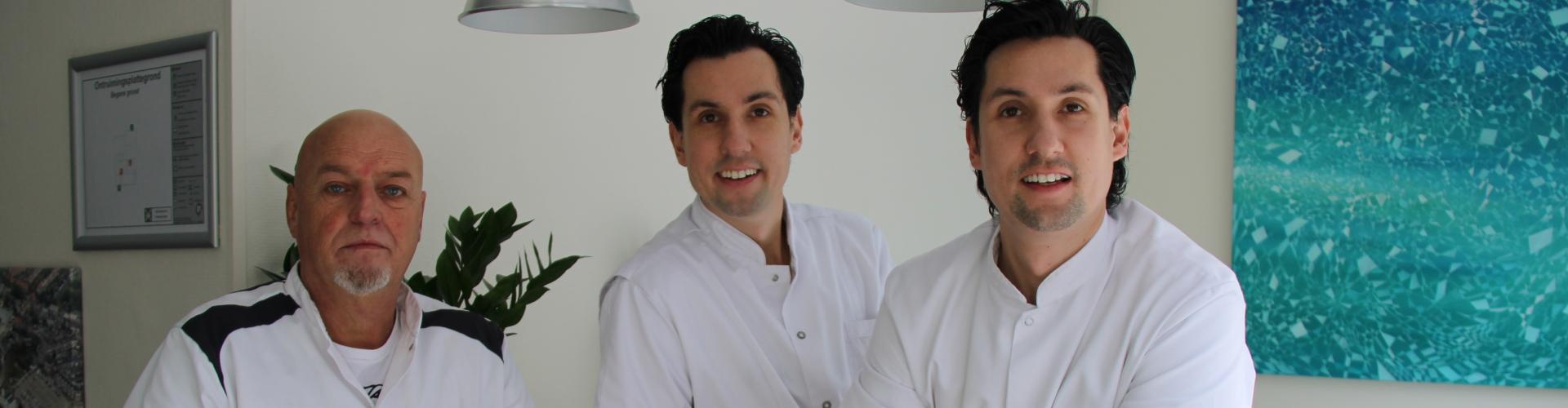 Contact Header De Saense Tandmeesters