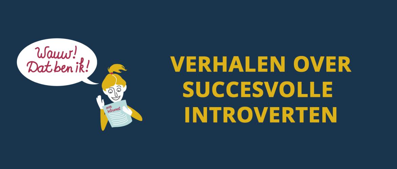Pas hier voor op als jij jouw natuurlijke voorsprong inzet als introvert