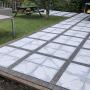 Natuursteen reinigen - specialist - De terraskoning
