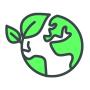 Terras reinigen op een milieuvriendelijke manier