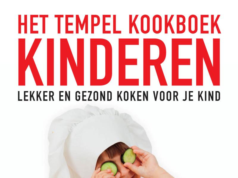 kinderen kookboek tempel