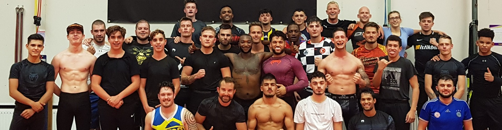 DFC Dutch Fitness & Combat