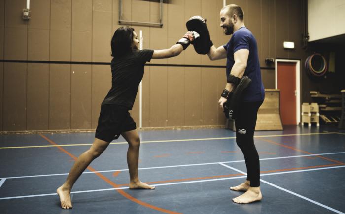 personal trainer kickboksen ridderkerk