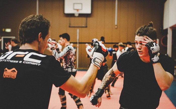 MMA in Gouda