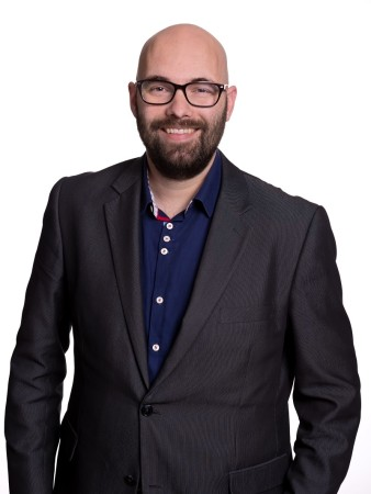 E-Marketing docent Marc de Groot
