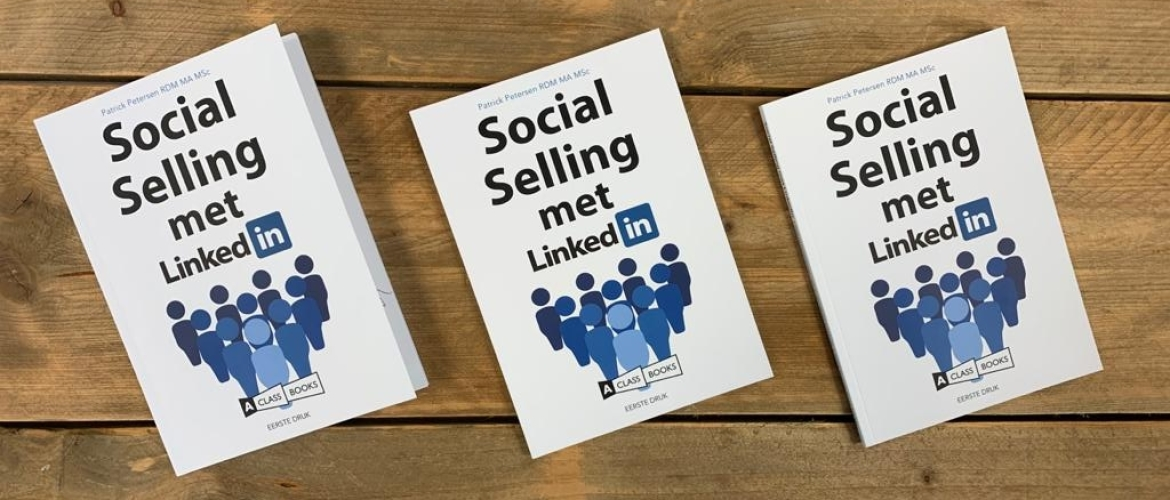 Social Selling met LinkedIn door Patrick Petersen