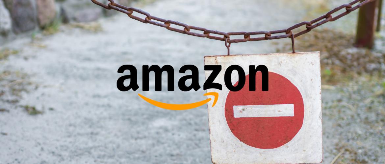 Wat moet je doen als je Amazon account is geblokkeerd?