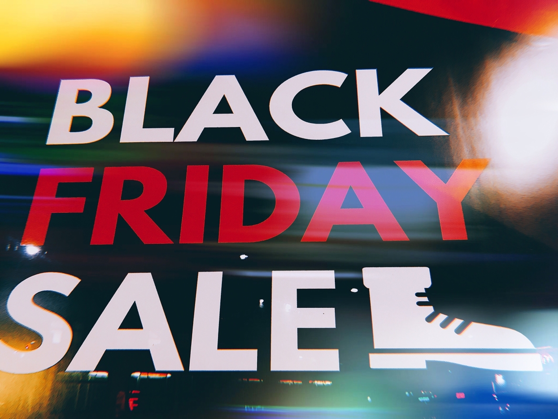 Black Friday afbeelding