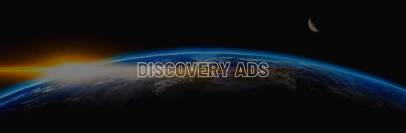 Wat zijn Discovery Ads?