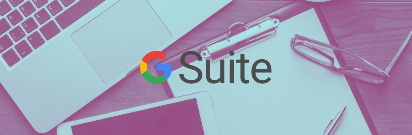 Wat is Google G Suite?