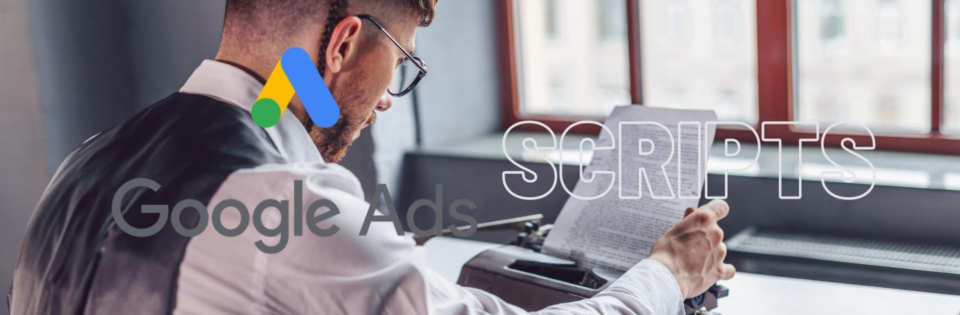 Wat is een Google Ads script?