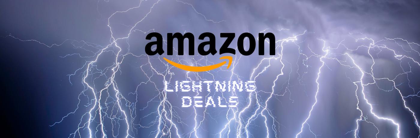 Wat zijn Amazon lightning deals?