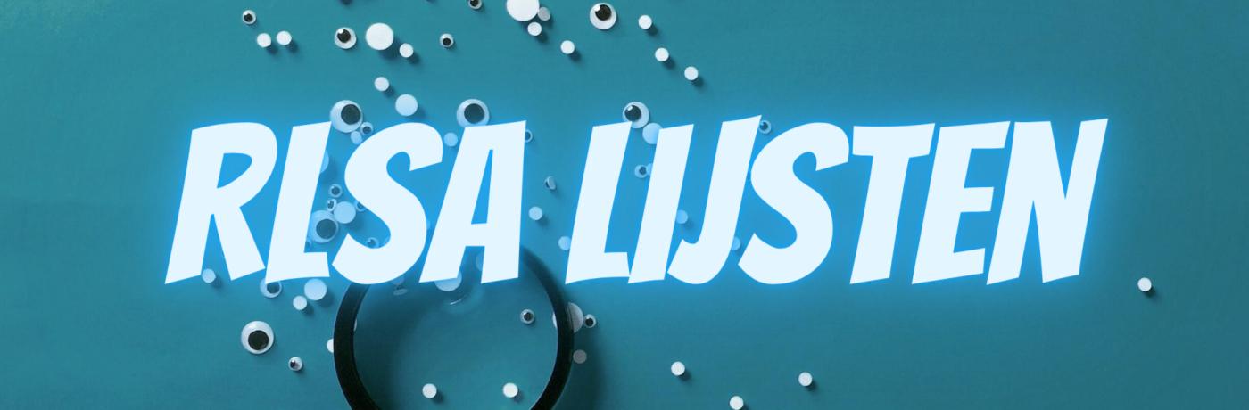 RLSA Lijsten