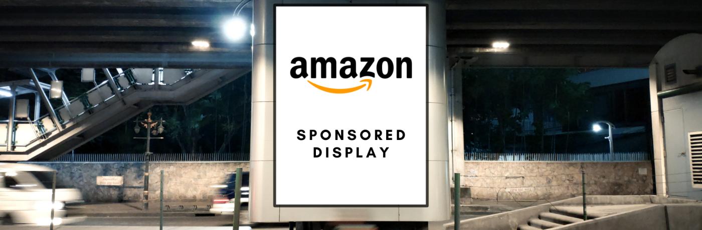 Wat is Amazon Sponsored Display?