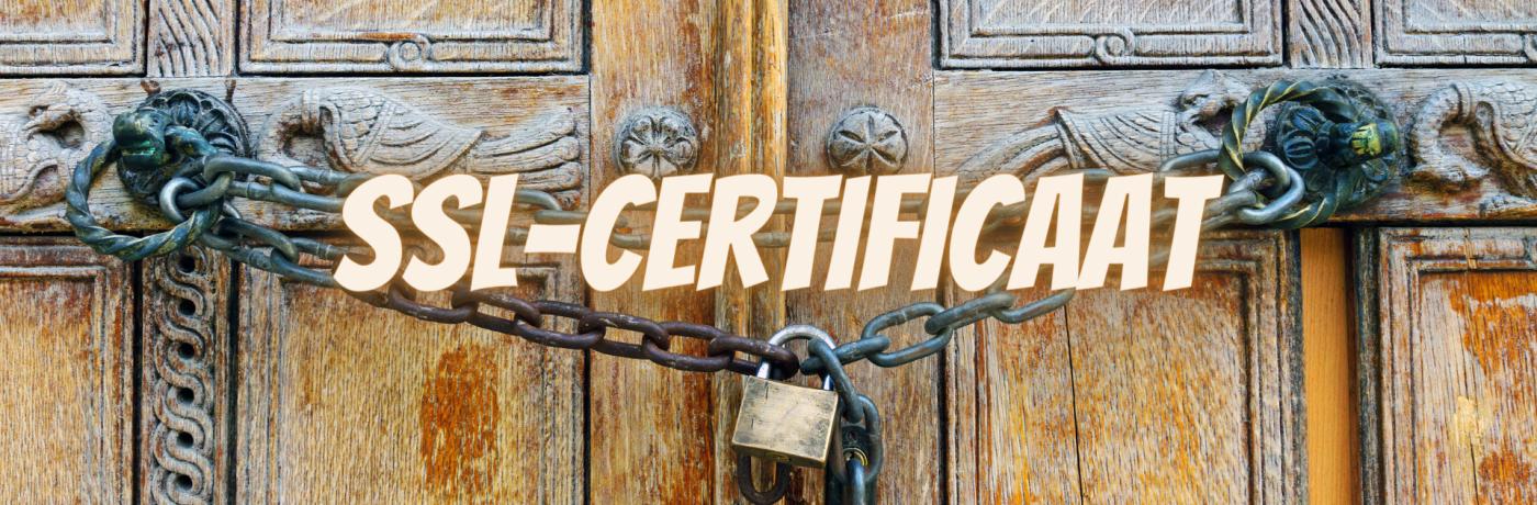 Wat is een SSL-certificaat?