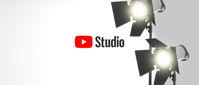 Studio youtube