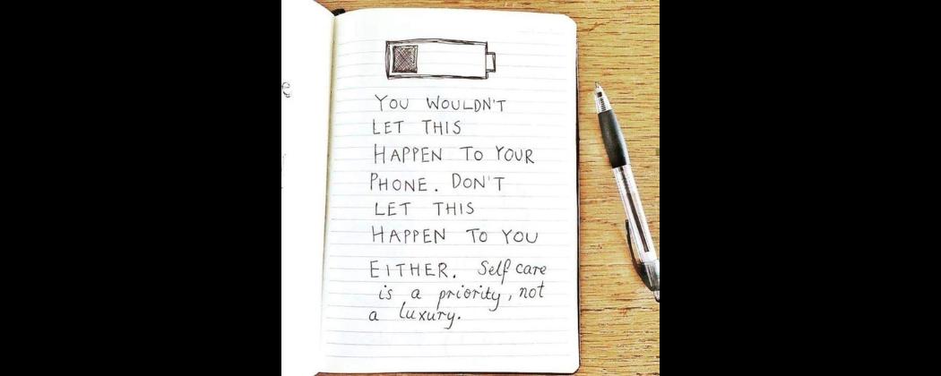 Zorg ervoor dat je batterij niet leeg raakt!