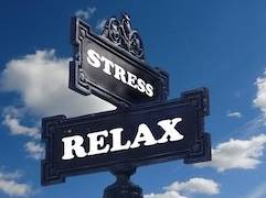 ontspanning bij stress en diabetes