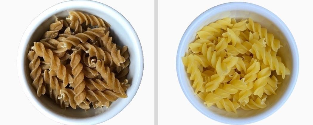 Volkoren vs. wit