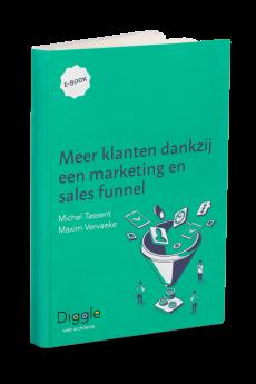 E-book: Meer klanten dankzij marketing en sales funnel