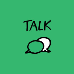 Methodologie stap vijf: Talk