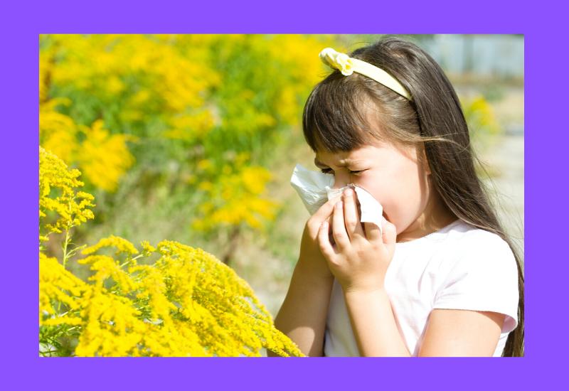 Allergisch voor Pollen en Grassen