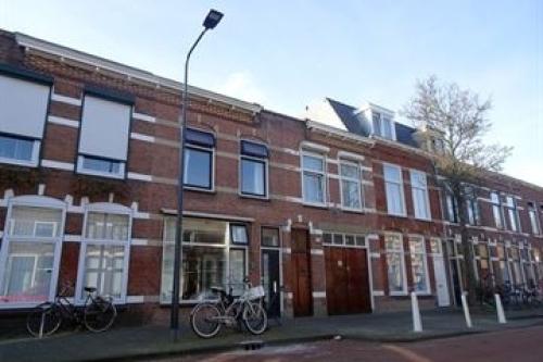 Sieboldstraat 18 Leiden. Verkocht Digimakelaars