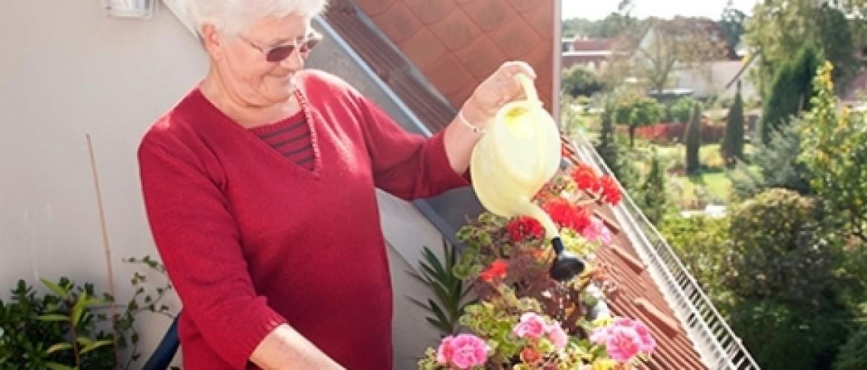 Senioren en de eigen woning, blijven wonen of verhuizen?