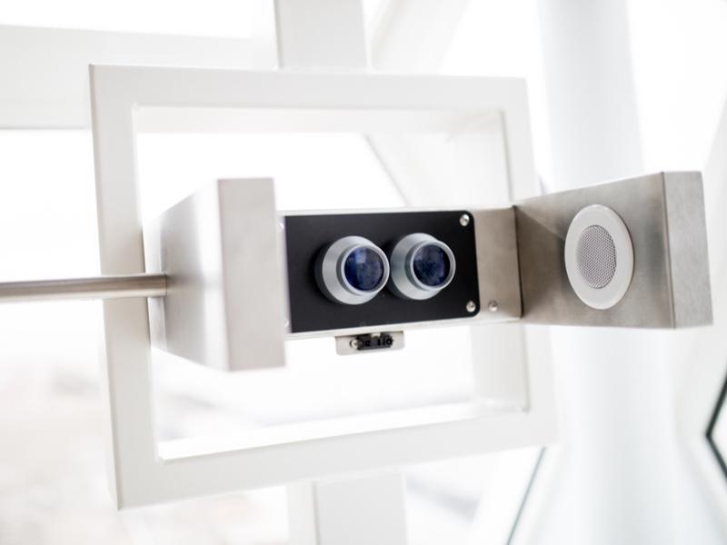 unieke digitale periscopen