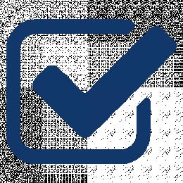 Checkmark icoon